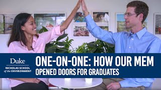 Download One-on-One: How Our MEM Program Opened Doors for Graduates Video