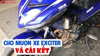 Download Cho mượn xe Exciter 150 và cái kết ▶ Mất bạn hay Mất xe? Video