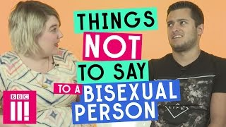 Download Things Not To Say To A Bisexual Person Video