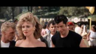 Download Grease- You're the one that I want [HQ+lyrics] Video