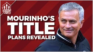 Download How Jose MOURINHO will make MANCHESTER UNITED Champions Again Video