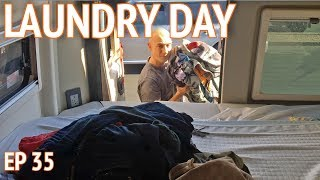 Download How Do You Do Laundry in a Van? Find a Laundromat! Video