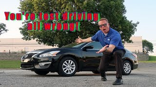 Download How to test drive a used vehicle that's for sale and not get scammed. Video