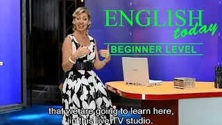 Download Learn English Conversation - English Today Beginner Level 1 - DVD 1 Video