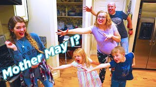 Download Mother May I With That YouTub3 Family! Fun Parlor Game! / The Beach House Video
