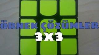 Download Kısa Örnek Çözümler | 3x3 Video