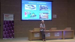 Download La química y el bienestar de la sociedad | Mercedes Cano | TEDxAlcarriaSt Video