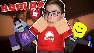 Download Can we ESCAPE the HAUNTED HOUSE? - Roblox Escape Room Video