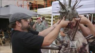 Download Talking Dead - Creating the spiked walker (Winslow) Video