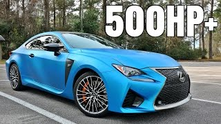 Download Modified 2016 Lexus RCF Driving Review Video