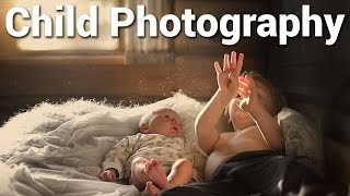 Download 4 Expert Tips for Child Photography by Elena Shumilova Video