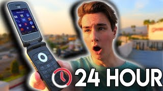 Download I Used A Burner Phone For 24 Hours Video