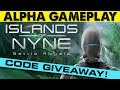 Download Islands of Nyne || CODES GIVEAWAY || NEW BR Game LIVE Alpha Duos Gameplay #2 Video