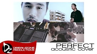 Download One Direction - Perfect (Cover) - Sam Mangubat feat. Steven Silva Video