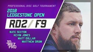 Download 2018 Ledgestone Open | R2, F9, MPO | Sexton, Jones, Dollar, Orum Video