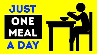 Download I Ate One Meal a Day For a Month, See What Happened to Me Video