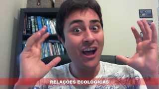 Download Relações Ecológicas - Harmônicas - Prof. Paulo Jubilut Video