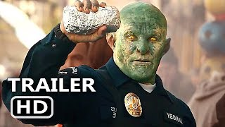 Download BRIGHT Official Trailer #3 (2017) Will Smith, Thriller, Netflix Movie HD Video