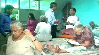 Download Most senior citizens in this 'ashram' hail from wealthy families, says caretaker Video