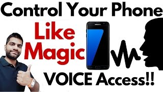Download Control your Phone with Your VOICE!!! | Google Voice Access Video