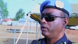 Download Patrouille fluviale de la MINUSMA le long du fleuve Niger au Mali Video