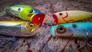 Download Topwater Tricks For Early Fall Video