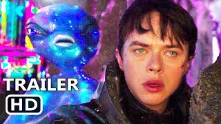 Download VALERIAN Final Trailer (2017) Cara Delevingne, Dane DeHaan, Rihanna Sci-Fi Movie HD Video
