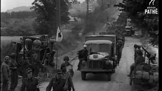 Download American Soldiers Capture German POWs: World War II (1945) | British Pathé Video