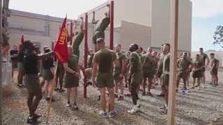 Download Corporals Course At MCAS Miramar Video