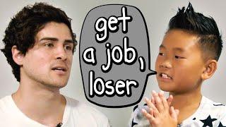 Download Kids help me GET A JOB Video