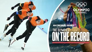 Download Why Are The Netherlands a Speed Skating Dominant Force? | Olympics on the Record Video