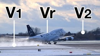 Download TAKE-OFF Speeds V1, Vr, V2! Explained by ″CAPTAIN″ Joe Video