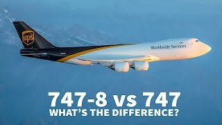 Download 747-8 vs 747-400 | WHAT'S THE DIFFERENCE? Video