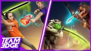 Download Hanzo vs. Genji Challenge!   Overwatch Video