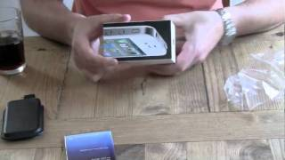 Download White Apple iPhone 4 16GB Unboxing Video