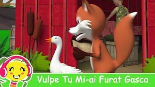 Download Vulpe Tu Mi-ai Furat Gasca - CanteceGradinita.ro Video