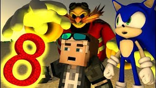 Download SONIC IN MINECRAFT 8! The Rise Of Dr. Eggman Robotnik [3D MINECRAFT ANIMATION] Video