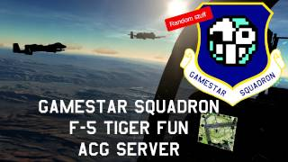 Download DCS F-5E Tiger - Dogfight Sunday Video