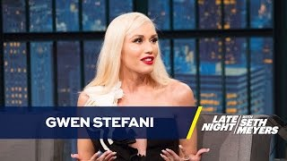 Download Gwen Stefani Says Blake Is a Sparkly, Happy, Amazing Person Video