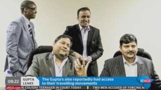 Download The Guptas and government are spying on Julius Malema - EFF Video