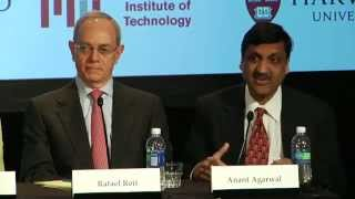 Download Press conference: MIT, Harvard announce edX Video