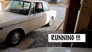 Download ULTRA RARE !!! 1968 BMW 1602 First Drive In Over 10 Years !!! Video