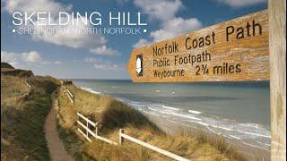 Download Skelding Hill - a walk along the cliffs at Sheringham, Norfolk. Video