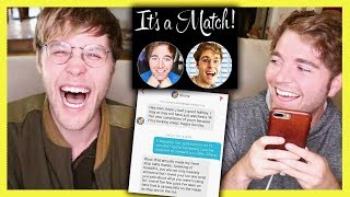 Download READING OUR TINDER CONVERSATION with GARRETT! Video