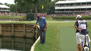 Download Matt Kuchar's must-see shot on No. 17 at THE PLAYERS Video