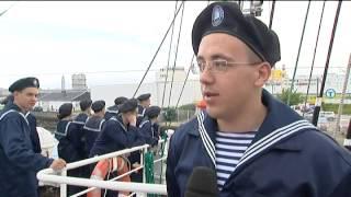 Download Le Kruzenshtern est arrivé au Havre Video