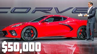 Download MEET THE $50,000+ MID-ENGINE C8 CORVETTE! (0-60 in less than 3 seconds) Video
