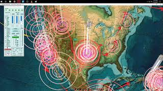 Download 11/26/2017 - Global Earthquake Forecast - Massive deep earthquake event underway - Unrest coming Video