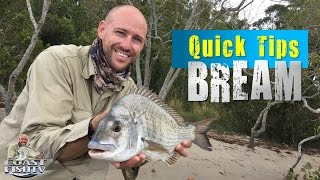 Download HOW TO CATCH BIG Bream on bread | Quick tips for beginners | CoastfishTV Video