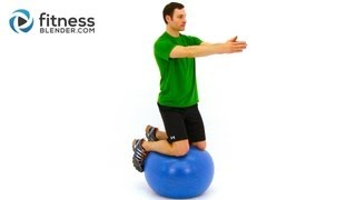 Download Advanced Balance Workout - Agility Exercises to Increase Balance and Muscle Tone Video